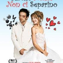 La locandina italiana di Finché nozze non ci separino