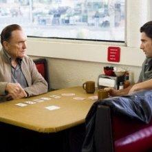 Robert Duvall e Eric Bana in una scena di Le regole del gioco