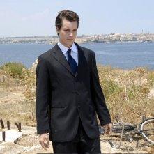 Lorenzo Balducci in una scena del film Il sole nero