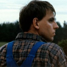 Andreas Müller in una scena del film Desiderio