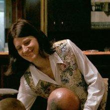 Anett Dornbusch in una scena del film Desiderio