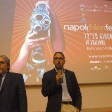 Davide Azzolini e Mario Violini presentano il NFF 2007