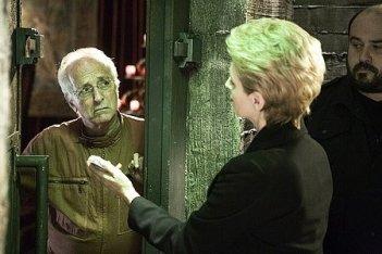 Ruggero Deodato in una scena del film Hostel II