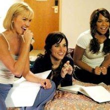 Arielle Kebbel, Sophia Bush e Ashanti in una scena di John Tucker Must Die
