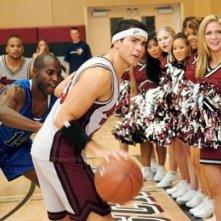 Brittany Snow con Jesse Metcalfe in una scena di John Tucker Must Die