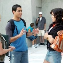 Jesse Metcalfe, Brittany Snow, Arielle Kebbel, Sophia Bush e Ashanti in una scena di John Tucker Must Die