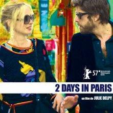 La locandina di Two Days in Paris