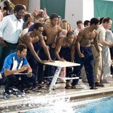 Bernie Mac, Terrence Howard, Brandon Fobbs, Evan Ross, Alphonso McAuley, Kevin Phillips e Nate Parker in una scena del film Pride