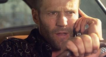 Jason Statham protagonista del film Crank