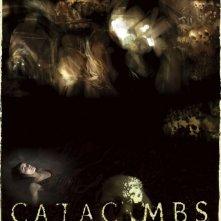 La locandina giapponese di Catacombs