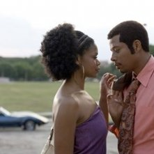 Terrence Howard e Kimberly Elise in una scena del film Pride