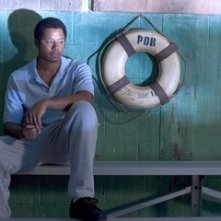 Terrence Howard in una sequenza del film Pride