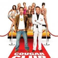 La locandina di Cougar Club
