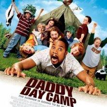 La locandina di Daddy Day Camp