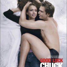 La locandina di Good Luck Chuck