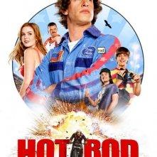 La locandina di Hot Rod
