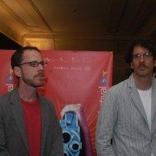 Ethan Coen e Joel Coen al Napoli Film Festival