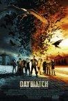 Il giorno e la notte divisi sulla locandina americana di Day Watch