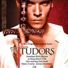 La locandina di The Tudors