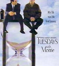 La locandina di Tuesdays with Morrie