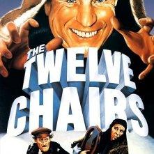 La locandina di Il mistero delle dodici sedie