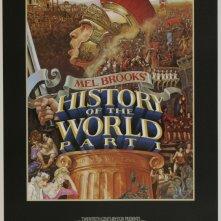 La locandina di La pazza storia del mondo