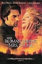 La locandina di The Roman Spring of Mrs. Stone