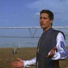 Luke Wilson in una sequenza del film Idiocracy