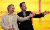 Risate al Lido con Hanks e Spielberg