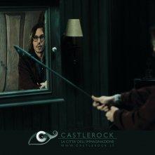 Wallpaper del film Secret Window con Johnny Depp