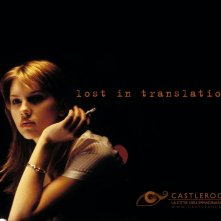 Wallpaper del film Lost in Translation - L'amore tradotto