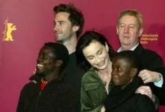 Il cast di Man to Man a Berlino