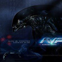 Wallpaper del film Alien Vs. Predator