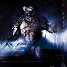 Wallpaper del film Alien Vs. Predator, del 2004