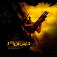 Wallpaper del film Undead