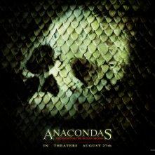 Wallpaper del film Anaconda: alla ricerca dell'orchidea maledetta