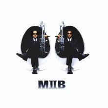 Un wallpaper del film Men in Black 2