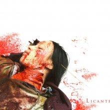 Wallpaper del film Licantropia