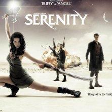 Wallpaper del film Serenity