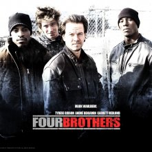 Wallpaper del film Four Brothers