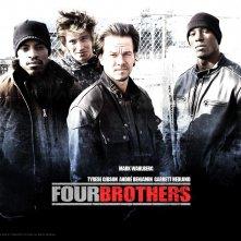 Wallpaper del film Four Brothers