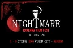 Ravenna Nightmare Film Festival atto III