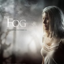 Wallpaper del film The Fog - Nebbia assassina con Maggie Grace