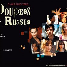 Wallpaper del film Bambole russe