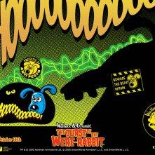 Wallpaper del cartoon Wallace & Gromit - La maledizione del coniglio mannaro