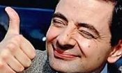 Rowan Atkinson e Mister Bean