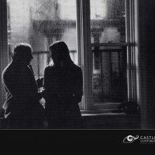 Wallpaper di Woody Allen e Mariel Hemingway in Manhattan