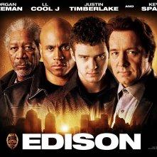 Wallpaper del film Edison City con Justin Timberlake