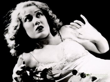 Wallpaper del film King Kong con Fay Wray