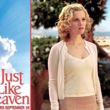 Wallpaper del film Se solo fosse vero con Reese Witherspoon